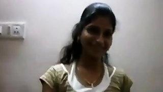 Tamil girl stripping