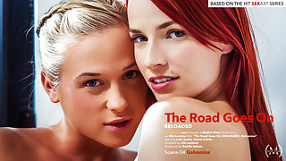 The Road Goes On - Reloaded Episode 4 - Galvanize - Cristal Caitlin & Leila Smith - VivThomas